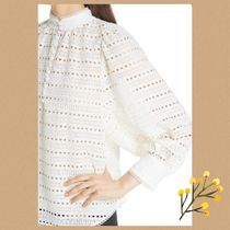 Kate Spade★MADISON AVENUE LACE CRIS TOP★☆セール