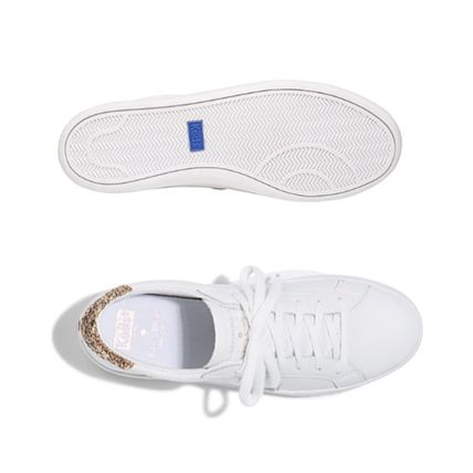 kate spade new york スニーカー 関税込☆Keds x Kate Spade ACE LEATHER GLITTER☆セール!(3)