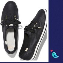 関税込☆Keds x Kate Spade CHAMPION METALLIC SUEDE☆