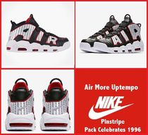 "[セール]Nike☆Air More Uptempo ""Pinstripe"" '96☆スニーカー"