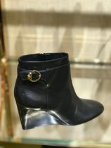 秋冬新作★TORY BURCH★SOPHIA WEDGE BOOTIE*85MM