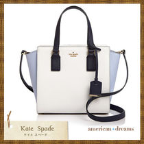 SALE★ SALE! kate spade 2way使える バイカラーデザインバッグ
