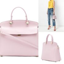 【関税送料込】FURLA My Piper small top handle tote