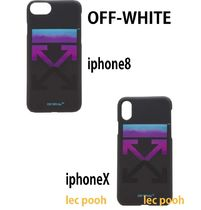 ◆OFF-WHITE◆Diagonal Gradient iphone8 / iphoneX ケース