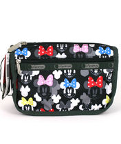 LeSportsac US限定 MINNIE ROCKS THE DOTS TRAVEL COS 7315-P667