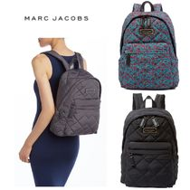 ◆ MARC JACOBS ◆ Quilted Nylon Backpack ナイロンリュック