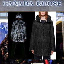 【18AW NEW】 CANADA GOOSE_women/Wolfville Jacket BL/ブラック