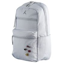 追尾/関税込 NIKE JORDAN PIN BACKPACK Grey
