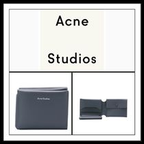 ★ACNE STUDIOS《 FOLD OUT LOGO LEATHER PURSE 》送料込★