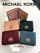 激安 Michael Kors★FULTON CARRYALL CARD CASE*日本札OK!