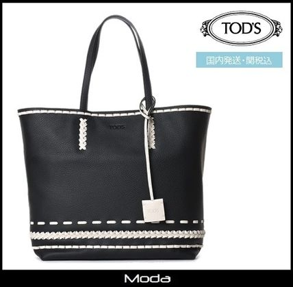TOD'S(トッズ)Gipsy トートバッグ〈国内発送・関税込〉