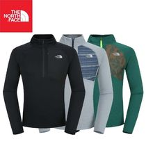 THE NORTH FACE★M'S WINTER WARM 1/2 ZIP TEE 3カラー