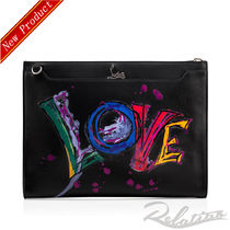 ★18FW・国内完売間近★【Christian Louboutin】Skypouch