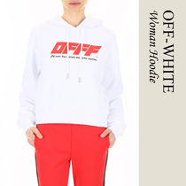 Off-White Woman Hoodie
