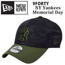 【即発】NEW ERA NY YANKEES MEMORIAL DAY 9FORY キャップ cap