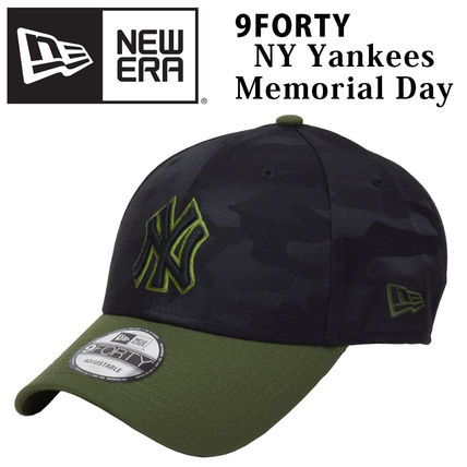 New Era キャップ  即発 NEW ERA NY YANKEES MEMORIAL DAY 9FORY キャップ cap ... 53ca6aa3b87