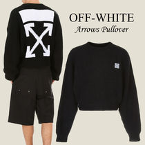 Off-White Arrows Pullover
