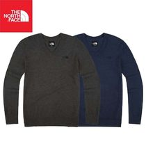 THE NORTH FACE★M'S DAY V-NECK SWEATER 2カラー