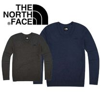 THE NORTH FACE~メンズセーターM'S DAY V-NECK SWEATER 2色