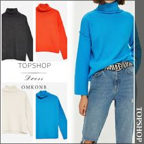 【国内発送・関税込】TOPSHOP★Supersoft Ribbed RollNeckJumper