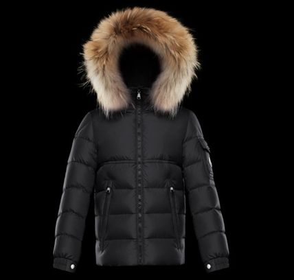 MONCLER キッズアウター 1点限定!即発OK☆MONCLER★NEW BYRONダウンジャケットBLACK14A(2)