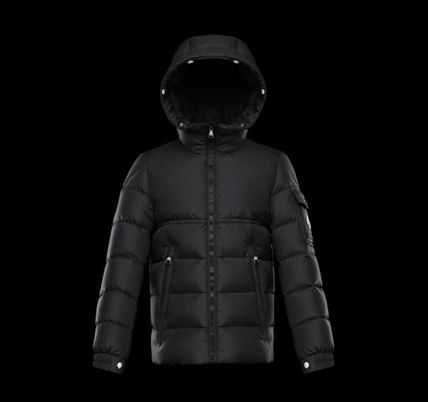 MONCLER キッズアウター 1点限定!即発OK☆MONCLER★NEW BYRONダウンジャケットBLACK14A(4)