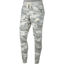 NIKE A09179-019 WMNS AS W NSW GYM VNTG PANT CAMO
