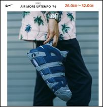 【NIKE】NIKE AIR MORE UPTEMPO '96 メンズ