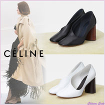 【18AW NEW】CELINE_women / アシンメトリックパンプス / 2色