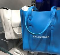 【BALENCIAGA】Everyday Tote XS Big Logo ポーチ・ミラー付き