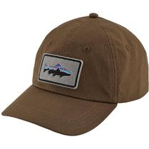 Patagonia - Fitz Roy Trout Patch Trad Cap - Timber Brown