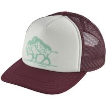 Patagonia - Nordic Bison Interstate Hat - Women's - Dark