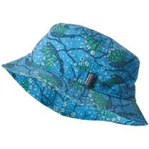 Patagonia - Wavefarer Bucket Hat - Men's - Hexy Fish/Radar