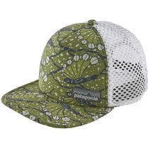 Patagonia - Duckbill Trucker Hat - Hexy Fish/Sprouted Green