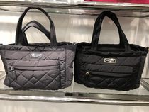 MARC JACOBS(マークジェイコブス) マザーズバッグ 新色!!【Marc Jacobs】Quiltedマザーズバッグ☆パッド付き