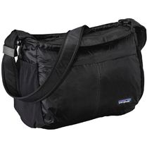 Patagonia - Lightweight Travel 15L Courier Bag - Black