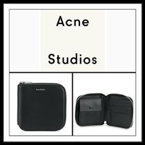 ★★ACNE STUDIOS《 ZIP-AROUND COMPACT WALLET 》送料込★★