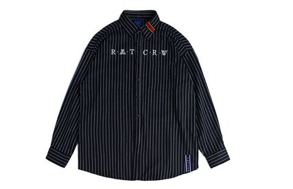 ROMANTIC CROWN シャツ 日本未入荷ROMANTIC CROWNのPin Stripe Shirt 全2色(8)