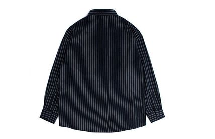 ROMANTIC CROWN シャツ 日本未入荷ROMANTIC CROWNのPin Stripe Shirt 全2色(9)