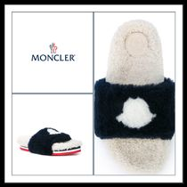 ★★MONCLER《モンクレール》FLUFFY SLIPPERS  送料込み★★