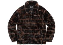 Supreme SS18 Faux Fur Repeater Bomber