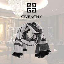 VIP価格【GIVENCHY】WOOL AND CASHMERE SCARF 関税込