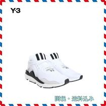 ◆Y-3◆SAIKOU SNEAKERS WITH PURE BOOST SOLE
