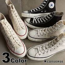 日本製【CONVERSE】コンバース CANVAS ALL STAR J HI