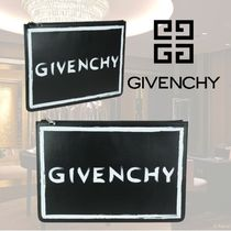 VIP価格【GIVENCHY】ICONIC PRINT POUCH 関税込