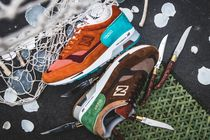 "☆入手困難☆ペアで履ける☆New Balance ""Coastal Cuisine Pack"""