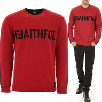 FENDI Crew Neck Pull With Lettering