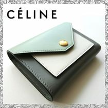 絶対欲しい♪ Celine Pocket Trifolded medium  multi function