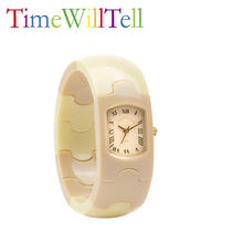 【Time Will Tell】アナログ  腕時計  PUZZLE  WATCHES