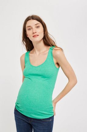 TOPSHOP マタニティトップス 【国内発送・関税込】TOPSHOP★MATERNITY Ribbed Vest(3)